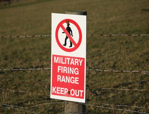 MoD Military Firing Range | Hampshire  Read more
