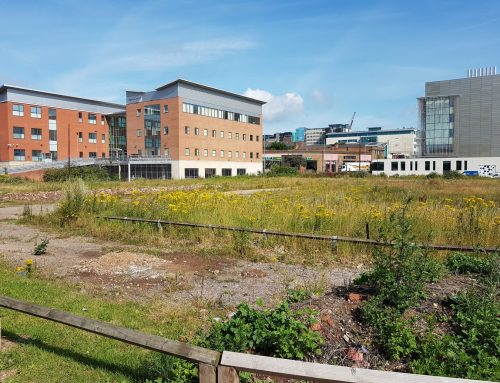 Nottingham Island Urban Regeneration Project  Read More